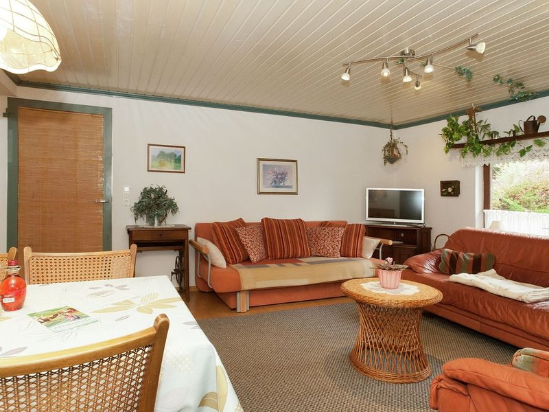 Quiet, cozy apartment in Menkhausen (Sauerland) close to the ski area, alquiler vacacional en Schmallenberg