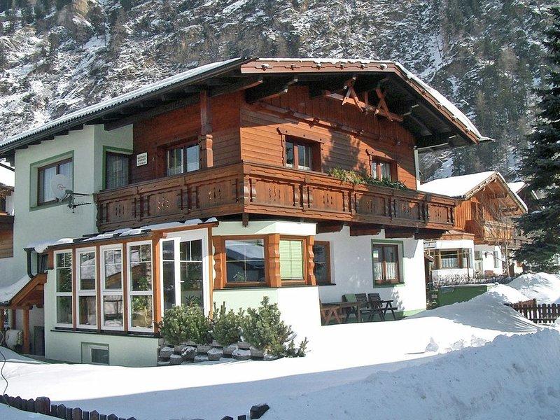 Modern Apartment in Langenfeld near Ski Area, holiday rental in Oberlangenfeld