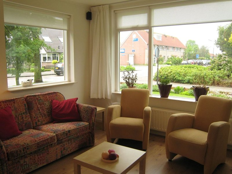 Luxury holiday home near Amsterdam., holiday rental in Oost Graftdijk