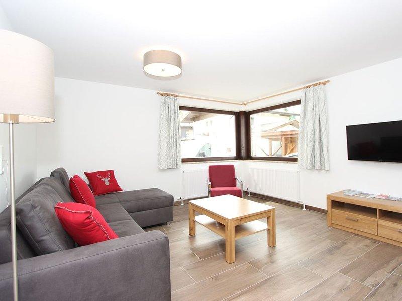 Modern Holiday Home in Fieberbrunn with Sauna – semesterbostad i St. Ulrich am Pillersee