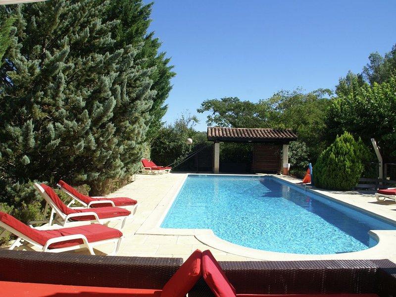 Modern Villa in Lorgues with Private Pool, location de vacances à Lorgues