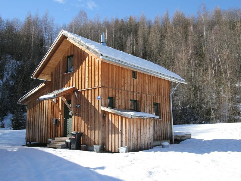 Quaint Chalet in Stadl an der Mur with Private Terrace, holiday rental in Ramingstein