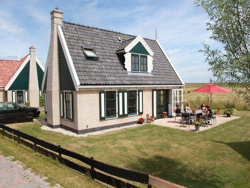 Cozy villa with garden, close to the Wadden Sea, aluguéis de temporada em Westerland
