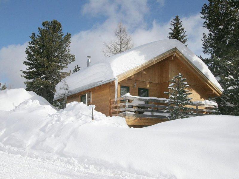 Spacious Chalet near Ski Area in Turracherhohe, Ferienwohnung in Turracher Höhe