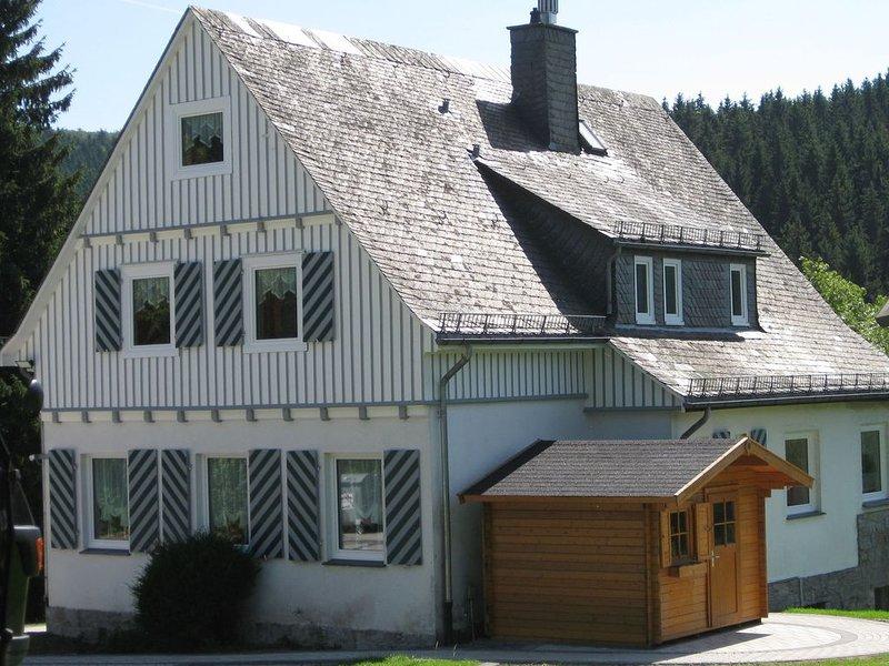 Cozy Holiday Home In Brilon near Ski Slopes, location de vacances à Brilon