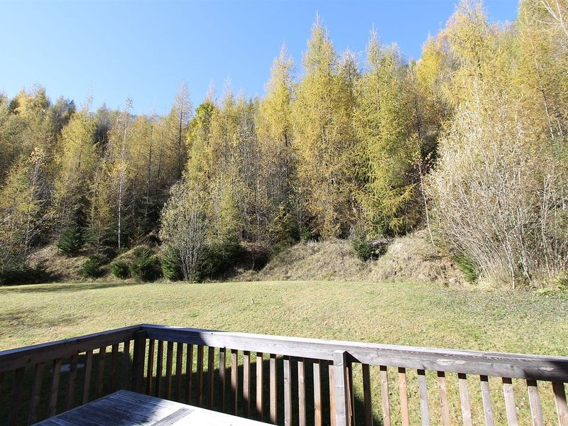 Cosy Wooden Chalet in Stadl an der Mur near Ski Bus Stop, holiday rental in Ramingstein