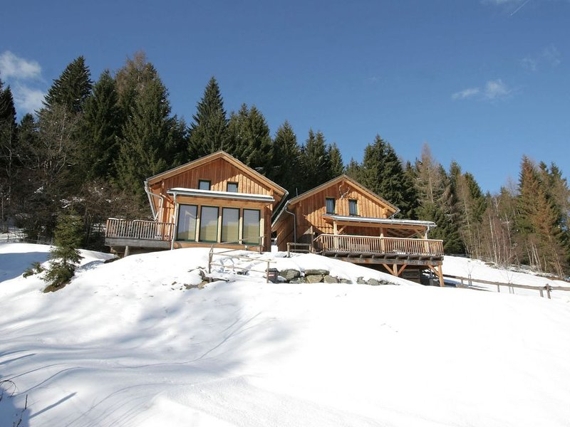 Cosy Chalet in Stadl an der Mur with Conservatory, holiday rental in Predlitz