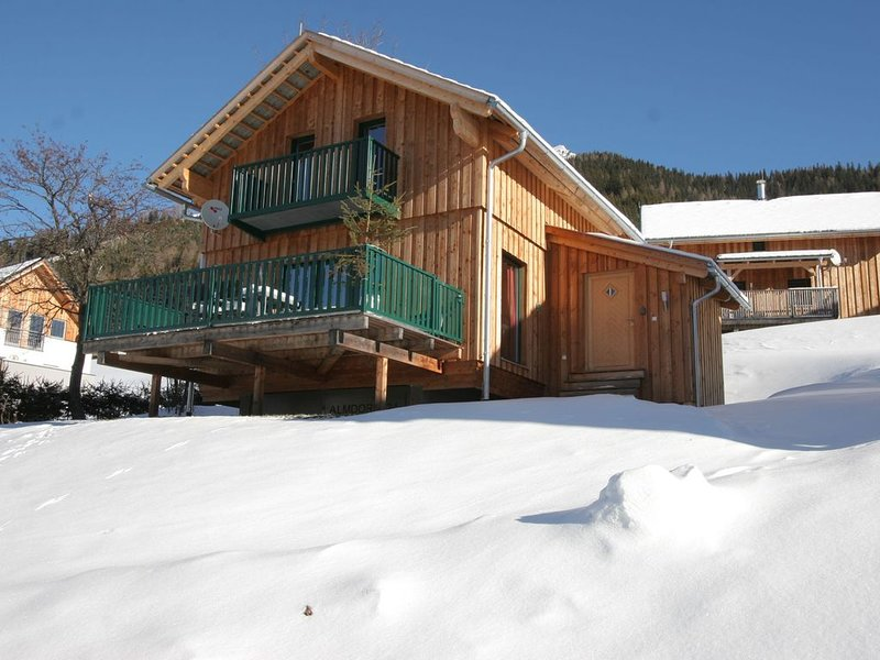 Homey Chalet with Fenced Terrace, Garden and Ski Boot Heater, casa vacanza a Hohentauern