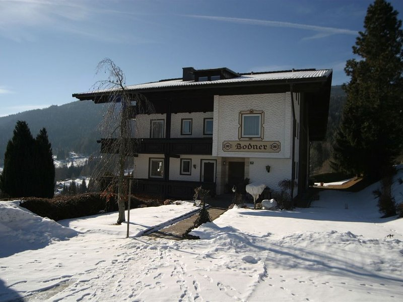 Spacious Apartment in Afritz am See near Ski Area, holiday rental in Afritz