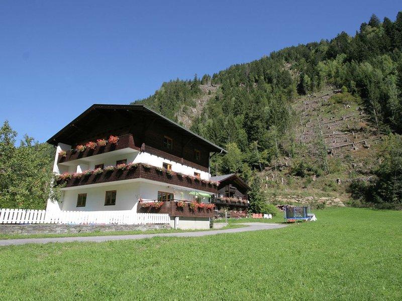 Apartment in Matrei in Osttirol with Garden & Play Equipment, vacation rental in Matrei in Osttirol