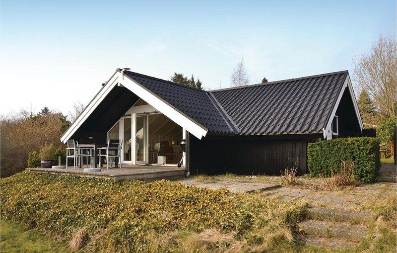 2 Zimmer Unterkunft in Gilleleje, holiday rental in Tisvildeleje