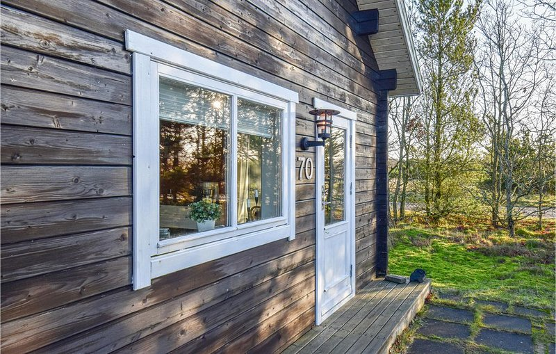1 Zimmer Unterkunft in Skjern, aluguéis de temporada em Skjern