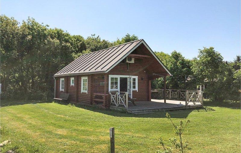 3 Zimmer Unterkunft in Hovborg, holiday rental in Hovborg