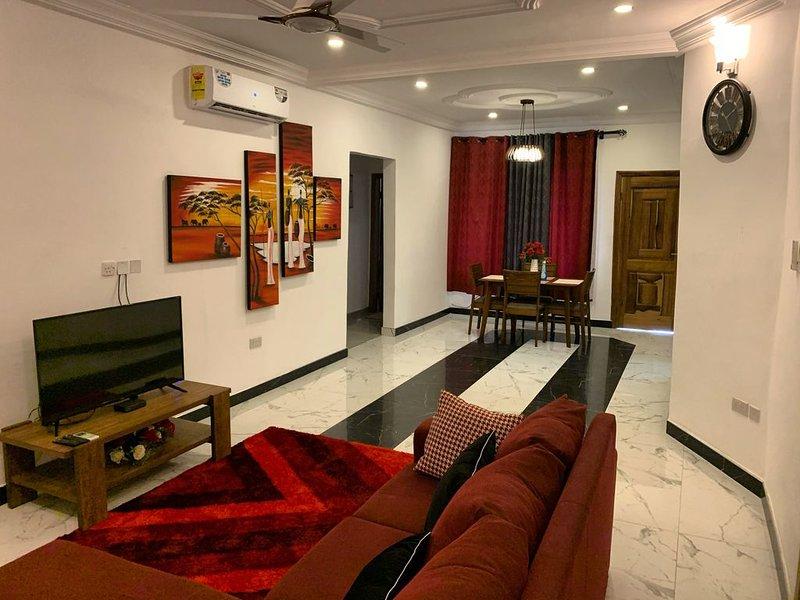 The Zett Apartment , East of Legon., Ferienwohnung in Oyarifa