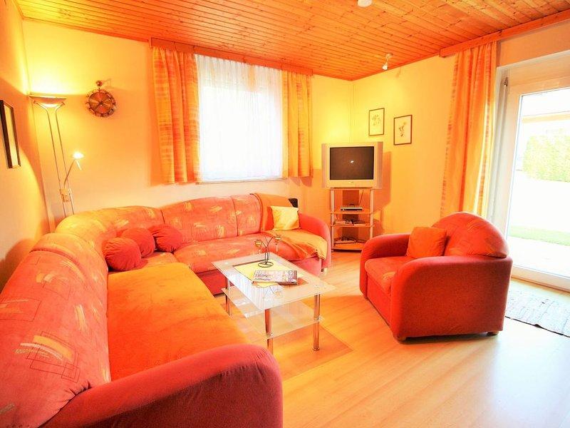 Spacious Apartment near Ski Area in Liebetig, casa vacanza a Agsdorf
