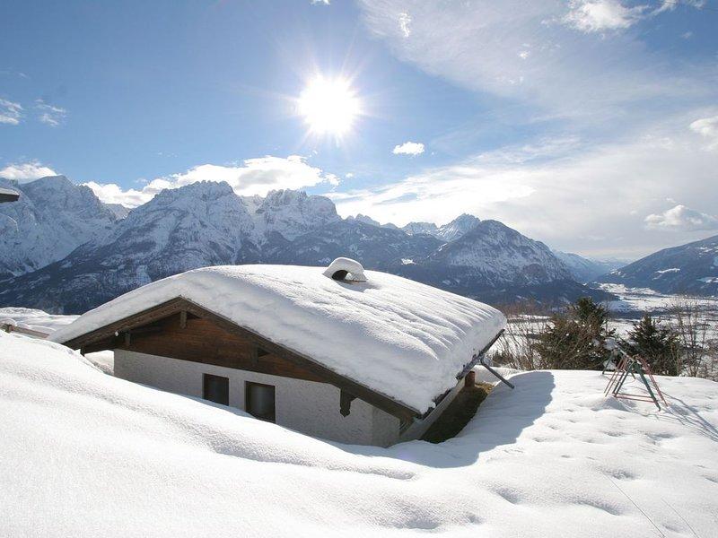Chalet in Iselsberg-Stronach with Fireplace, Garden, Parking, holiday rental in Mortschach