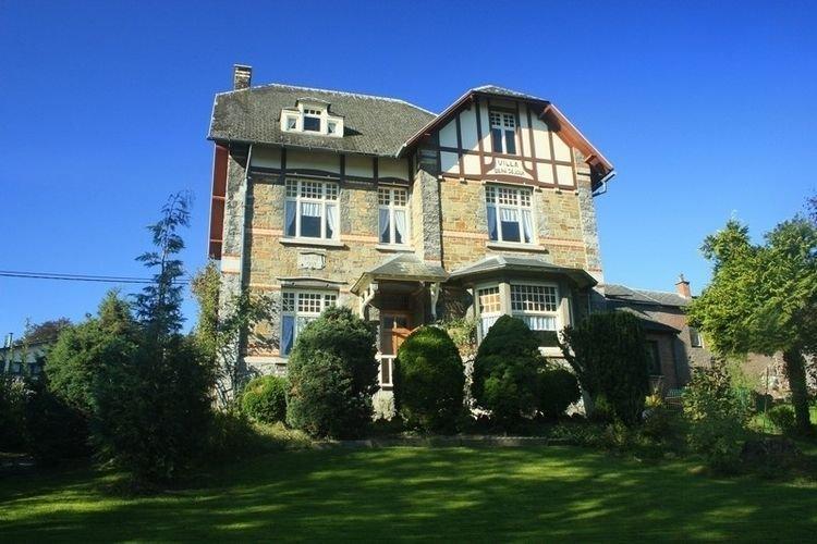 A beautiful Belle Epoque villa in the heart of Hamoir, holiday rental in Comblain-la-Tour