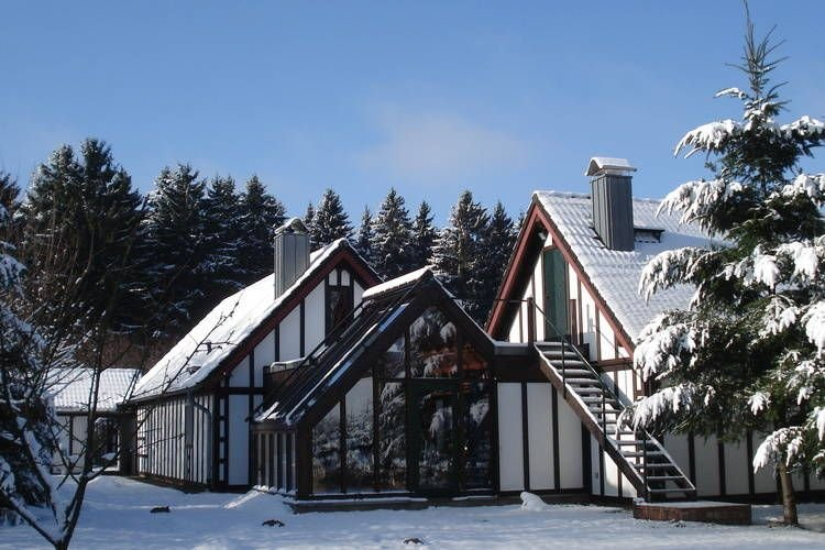 Modern Holiday Home in Bütgenbach near Forest, holiday rental in Leykaul
