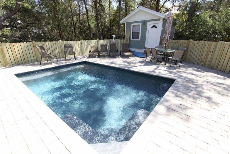 Equilibrium, Steps to Seaside, Private Heated Pool, Gear Included, vacation rental in Seagrove Beach