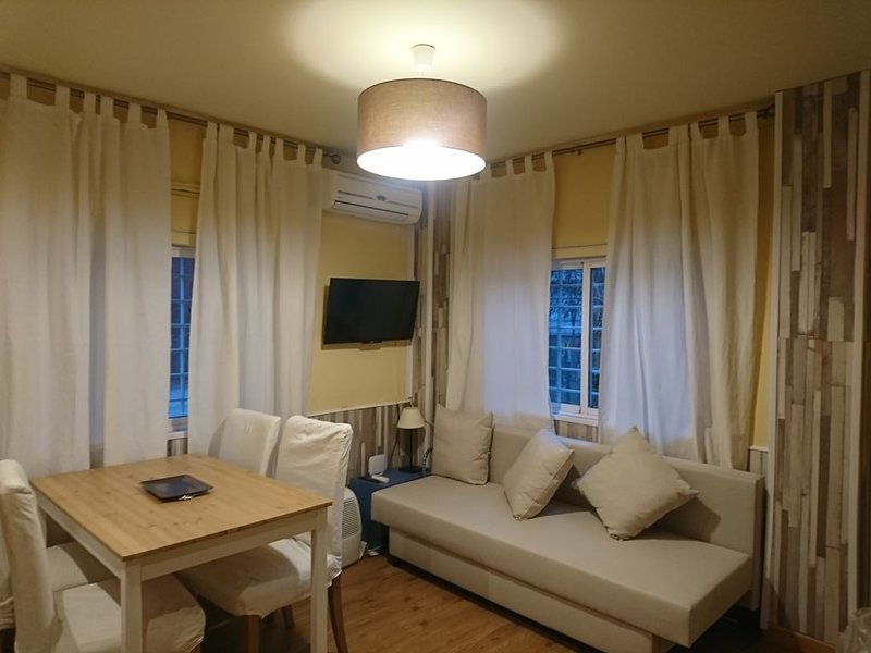 Apartamento Jardin Ciudad Lineal, location de vacances à San Fernando de Henares