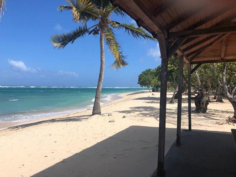 Vacances au P'tit Paradis, vacances inoubliables, location de vacances à Le Moule