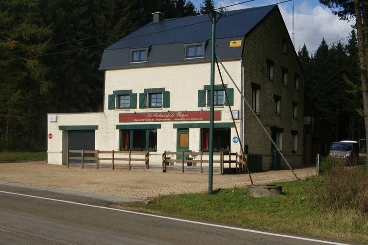 Beautiful house for groups on the Ardennes plateau, holiday rental in Malempre