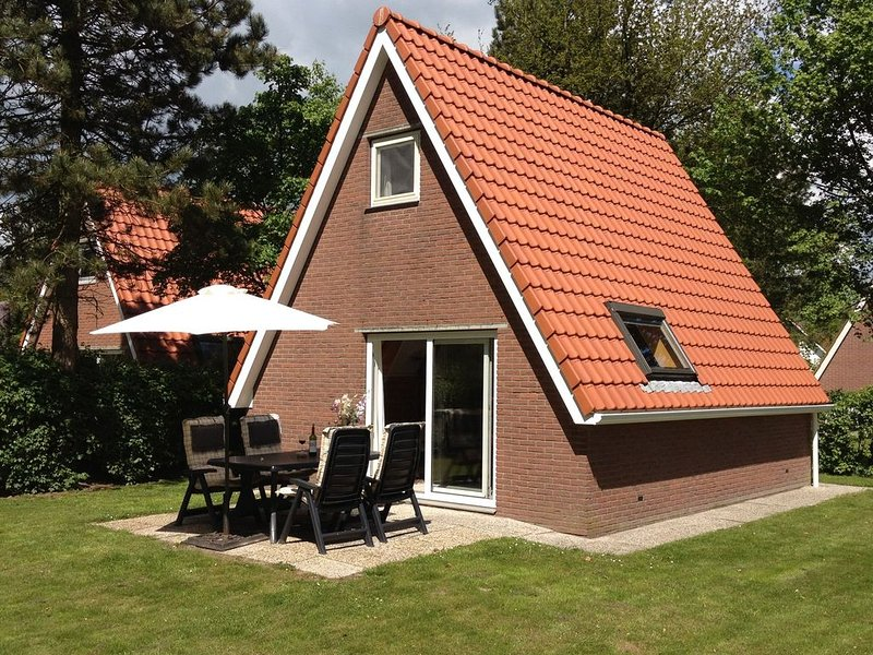 Comfortable holiday home near the Langweerder Wielen, Ferienwohnung in Idskenhuizen