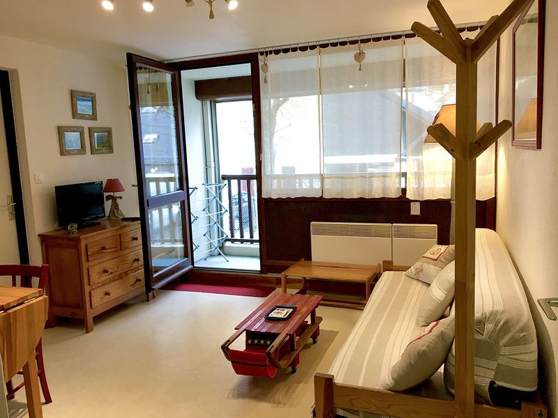 Confortable Appartement  niché au coeur du village de St Lary, vacation rental in Saint-Lary-Soulan
