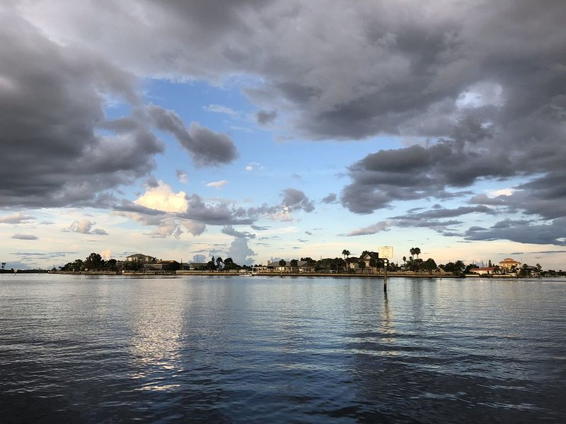Water, Dolphins, And Sunsets, holiday rental in Hernando Beach