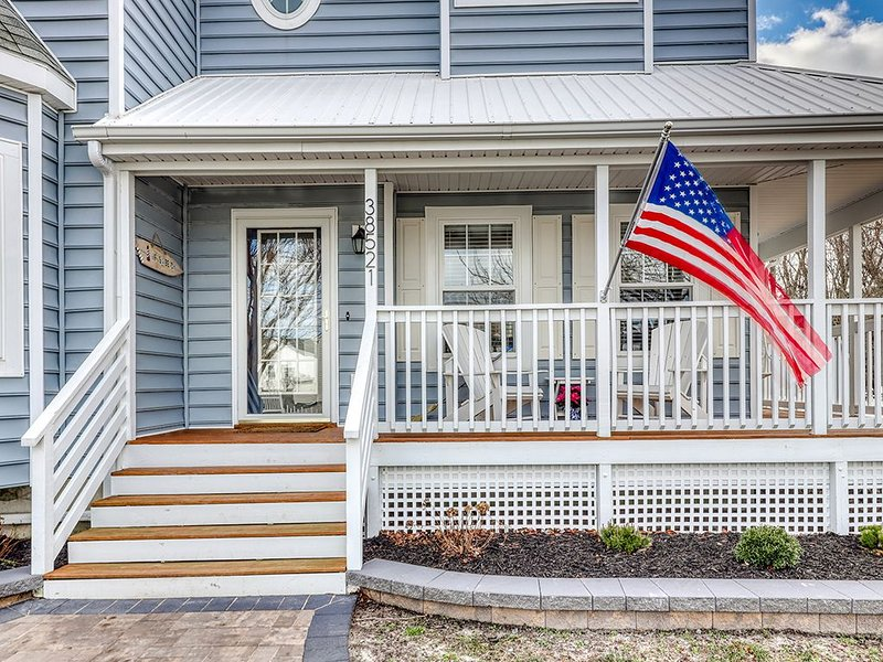 CW521: Updated 3BR SFH in Clearwater | Minutes to the beach, vacation rental in South Bethany