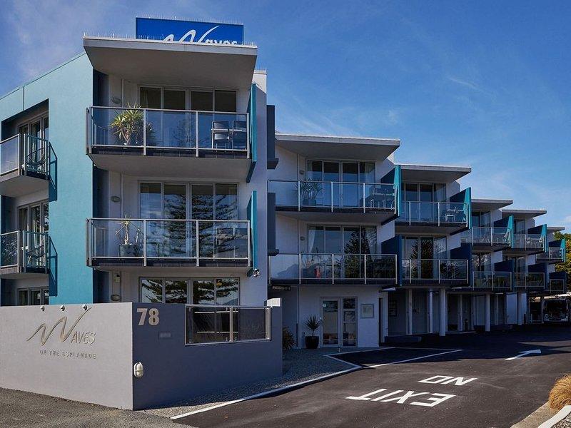 Waves Luxury Apartments, vacation rental in Kaikoura