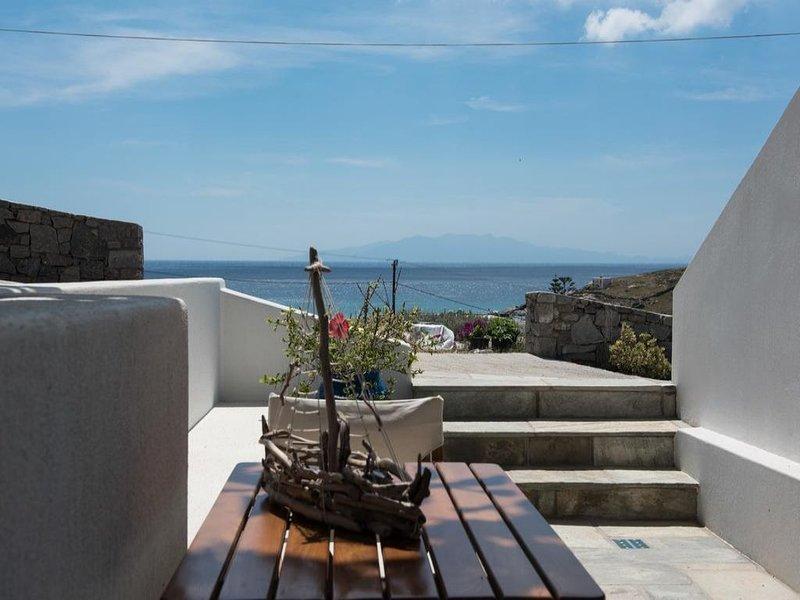 VENUS Myconian Residences - Venus Rose, holiday rental in Kalafatis