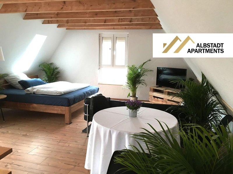 Albstadt Apartments | Apartments zum Wohlfühlen, casa vacanza a Albstadt