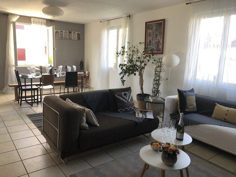 WEEK-END ou Séjour au calme entre MER et MONTAGNE, holiday rental in Ciboure