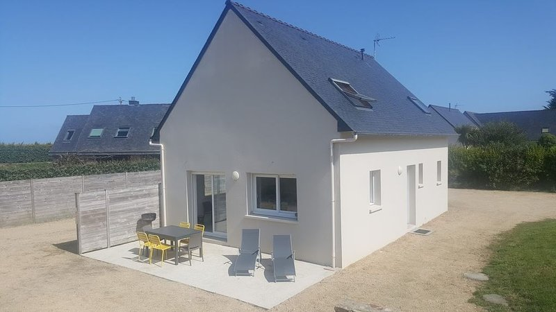 GUISSENY  'A 2 pas de la mer',  maison 6 personnes, alquiler vacacional en Guisseny