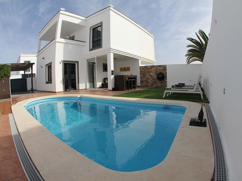 Confortable Villa Garoed, location de vacances à Yaiza