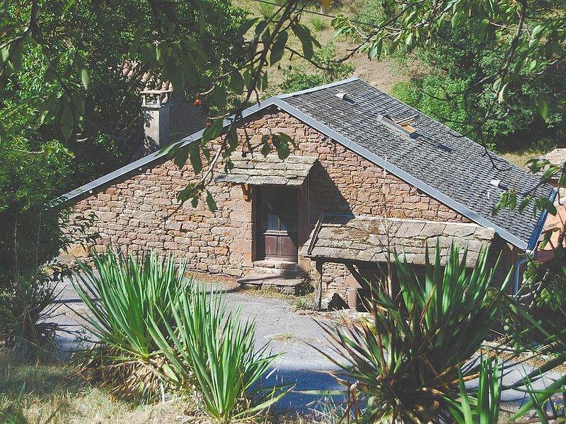La Maison du Boal. Maison traditionnelle située dans le parc des Grands Causses, holiday rental in Verrieres
