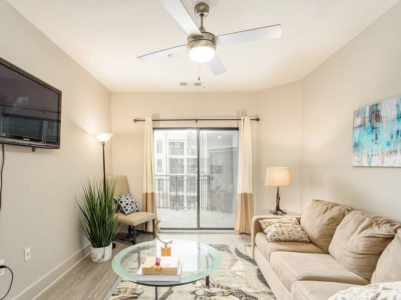 Luxury Apartment Located in the Heart of Atlanta, holiday rental in Atlanta