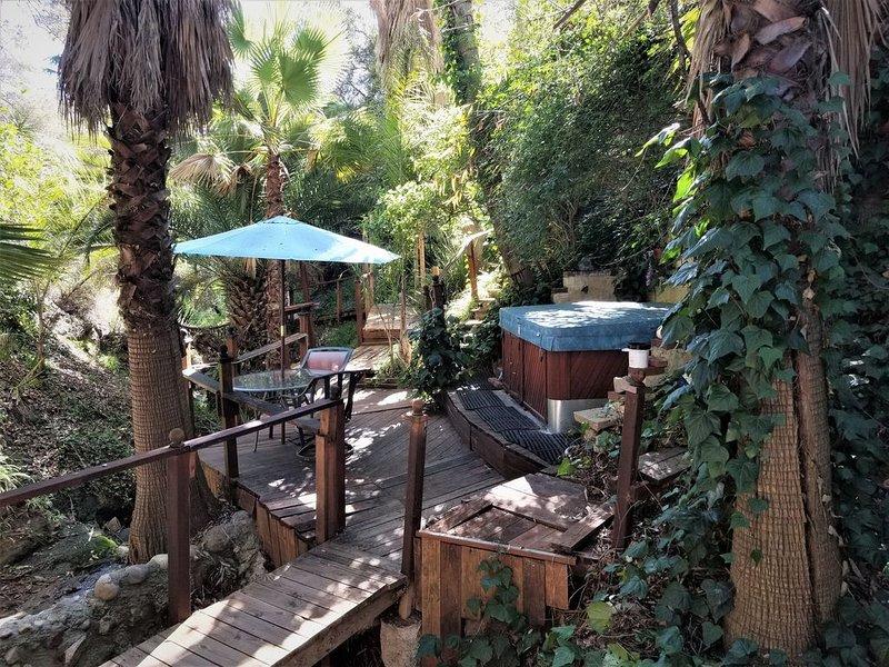 Private Resort 'La Casita' Spa and Mini Golf Course, aluguéis de temporada em Lakeside