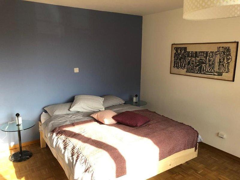 Ferienwohnung Altdorf UR für 4 Personen mit 2 Schlafzimmern - Ferienhaus, holiday rental in Canton of Uri