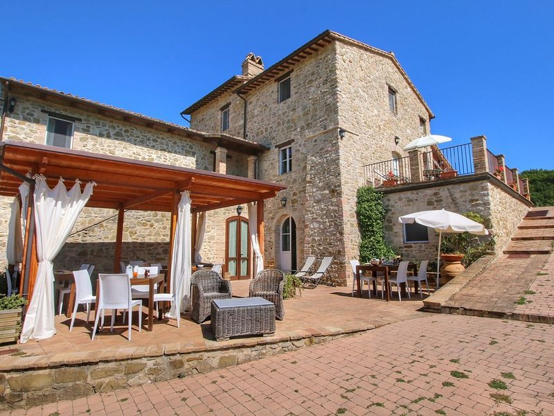 Luxurious Cottage with Pool in Assisi, location de vacances à Assise