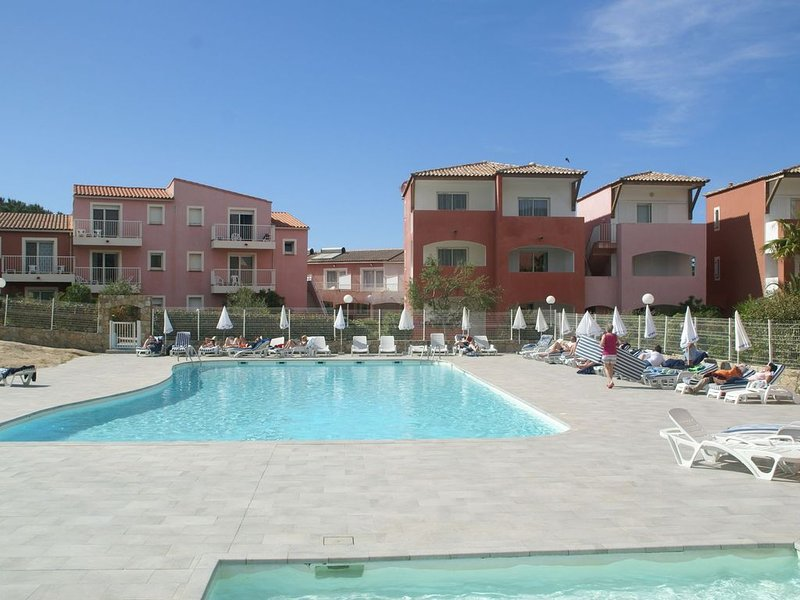 Quiet Apartment in Aregno by the Sea, holiday rental in Cateri