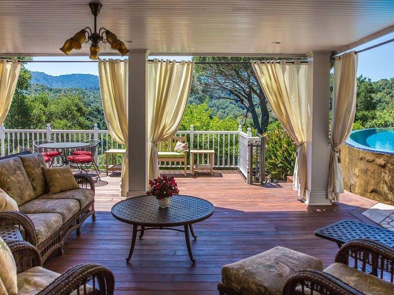 NEW LISTING - Mountain View Retreat, alquiler vacacional en Novato