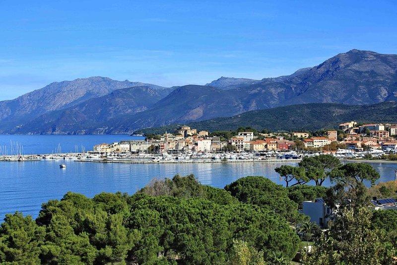 MAISON SAINT FLORENT AU CALME A 200M DE LA MER, holiday rental in Saint Florent