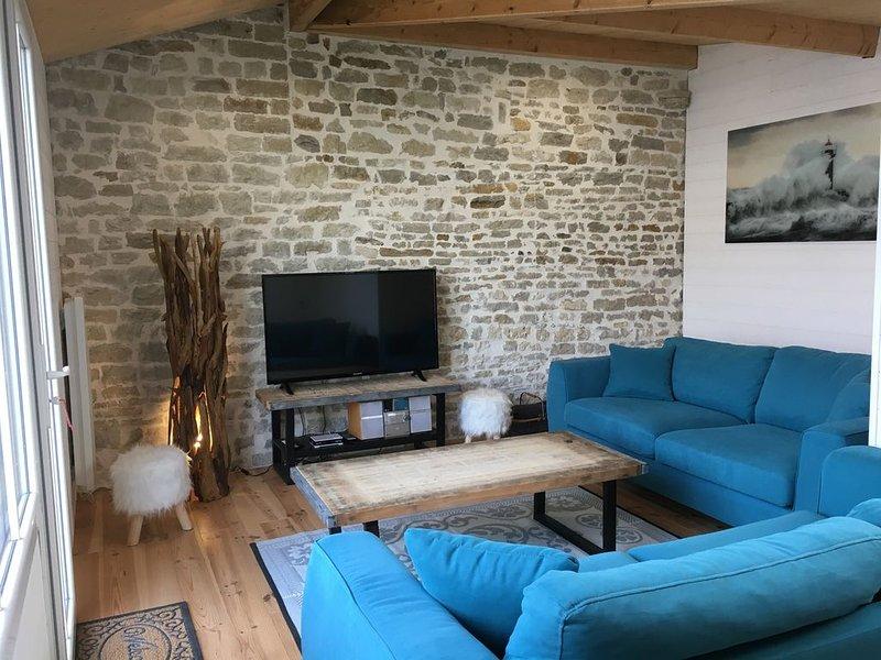 ILE D'OLERON MAISON LA BREE LES BAINS, holiday rental in La Bree-les-Bains