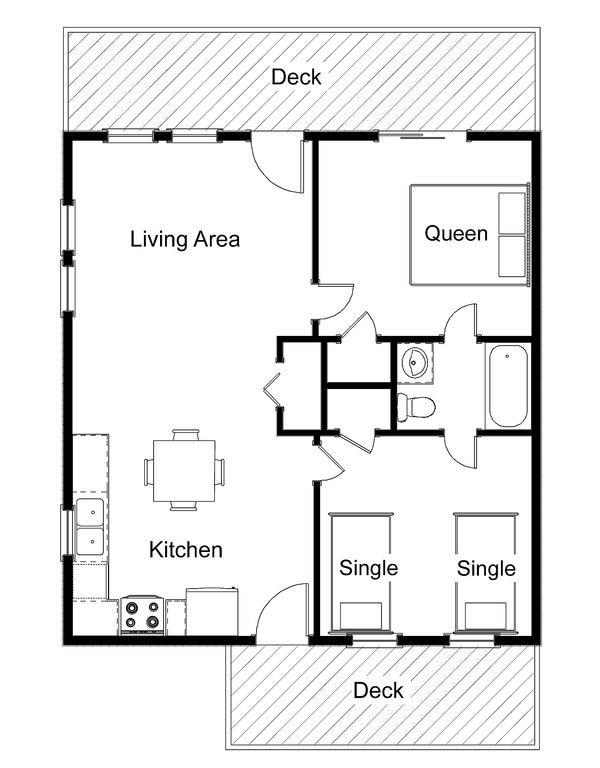 Plan d'étage Starlights 4