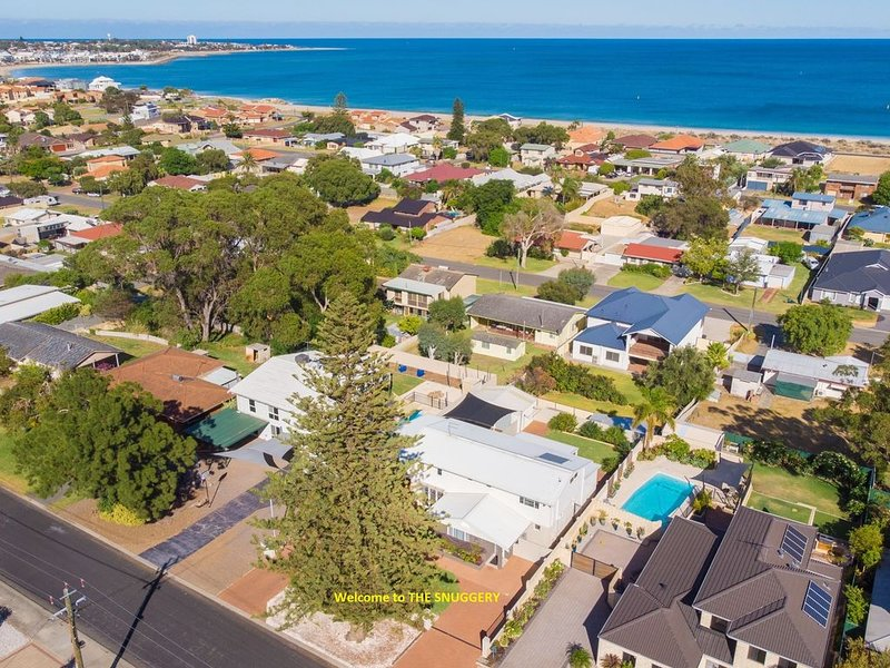 The Snuggery at Aldemor Silver Sands Mandurah, vacation rental in South Yunderup