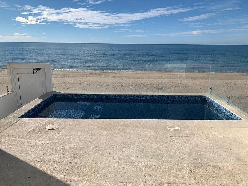 By the Sea Home in Kino, vacation rental in Bahia Kino