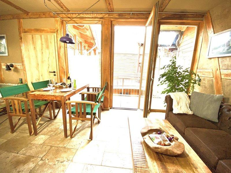 Exklusive ökologische Ferienwohnung  City  1.OG, holiday rental in Elbingerode