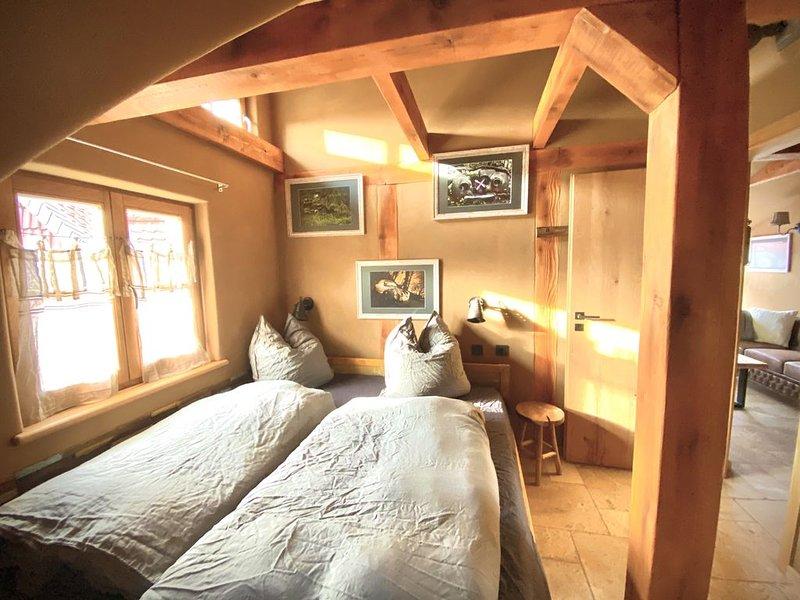 Exklusive ökologische Ferienwohnung  City  DG, holiday rental in Elbingerode